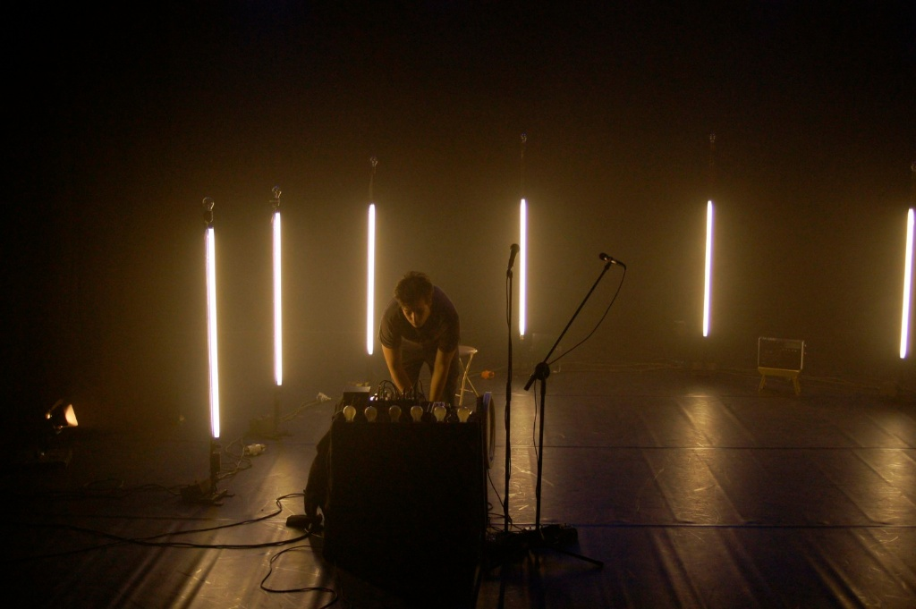 Sakari Mannisto: Casio Six, Lighting Design: Eero Auvinen