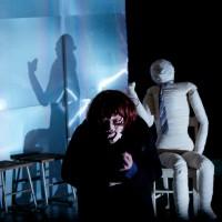 Teatteri Siperia: Devising Hitler, Lighting Design: Eero Auvinen