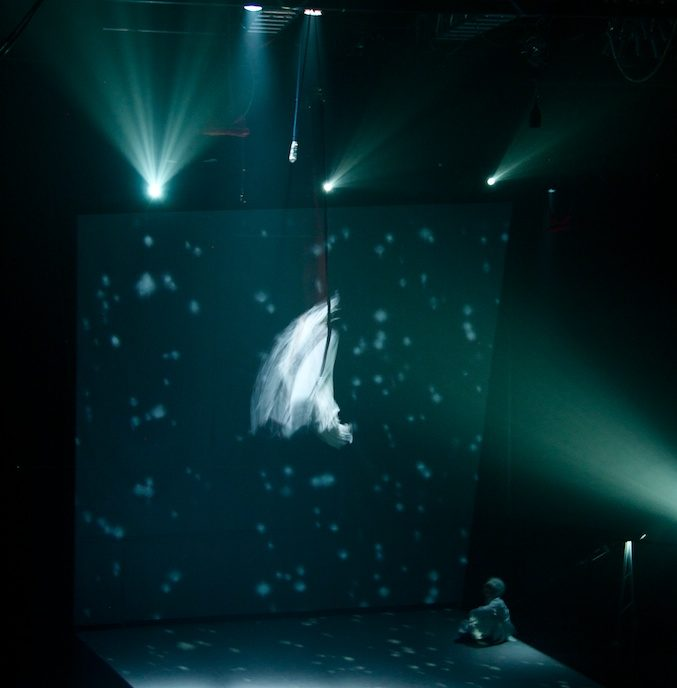 Sorin Sirkus: Sorigami, Lighting Design: Eero Auvinen