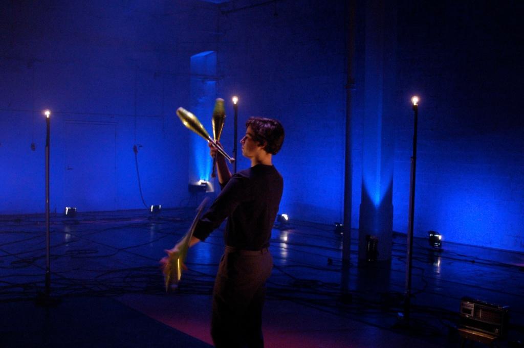 Sakari Mannisto: Casio Six, Lighting Design: Eero Auvinen
